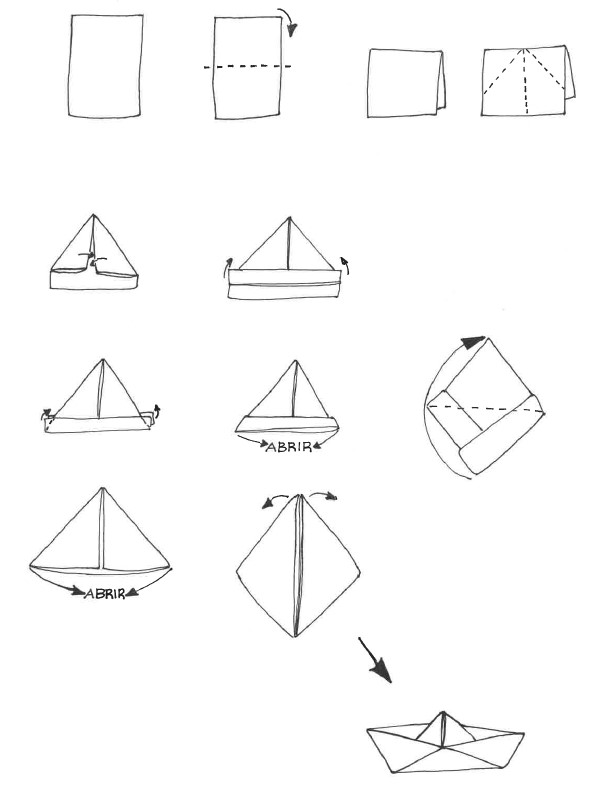 how to make origami boat - YouTube   786x591