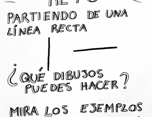 Reto de la Línea Recta. #Yomequedoencasa #joemquedoacasa